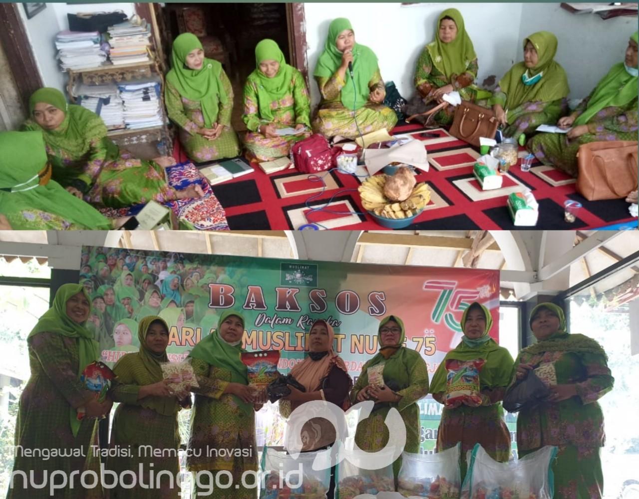 Refleksi Harlah, PCM NU Kabupaten Probolinggo Gelar Khotmil Quran