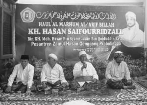 Haul KH. Hasan Saifouridzall Digelar Tertutup, Gus Haris:  Ini Bentuk Penjagaan Kami pada Santri