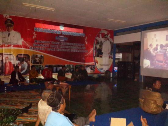 Ingat Jas Merah, Melalui Nobar Film G30S/PKI