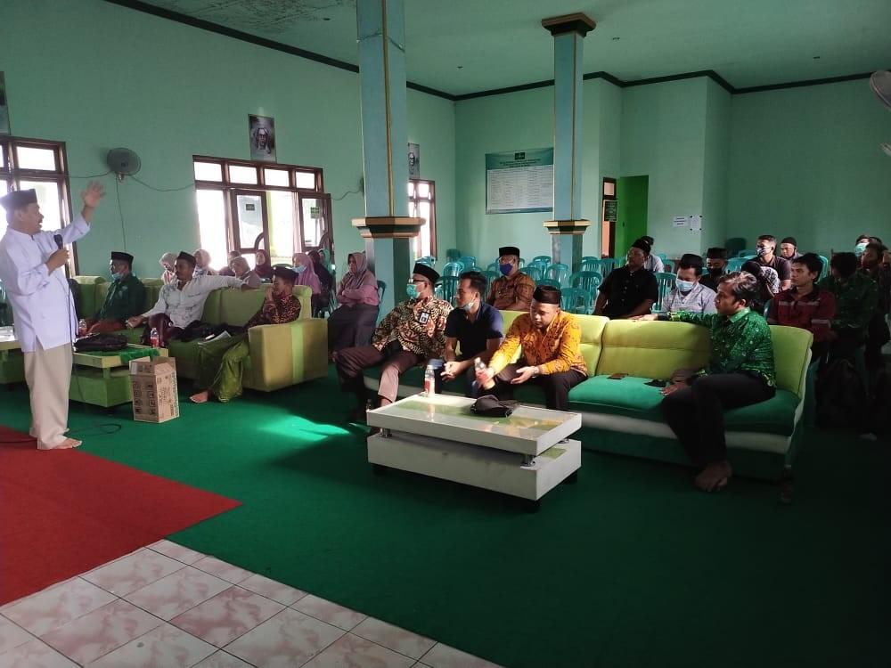 SMPNU dan SMKNU Bantaran Dibranding Bilingual School