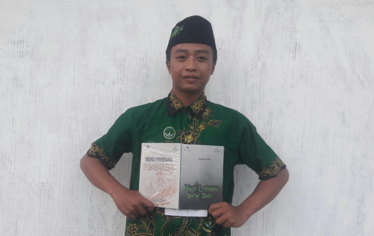 Keren, Kader IPNU Probolinggo terbitkan 4 Buku di Masa Pandemi